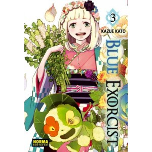 Blue Exorcist Nº 03