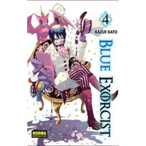 Blue Exorcist Nº 04