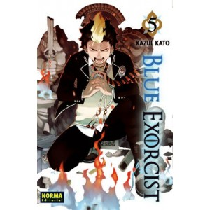 Blue Exorcist Nº 05