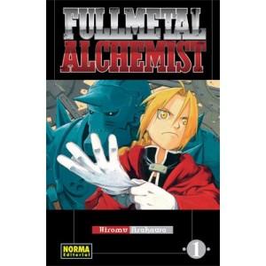 Fullmetal Alchemist Nº 01