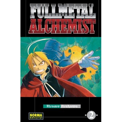 Fullmetal Alchemist Nº 02