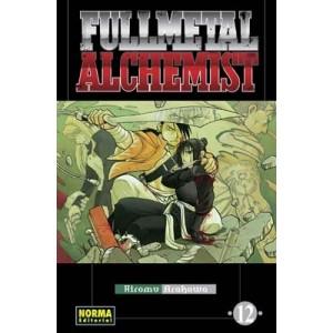 Fullmetal Alchemist Nº 12
