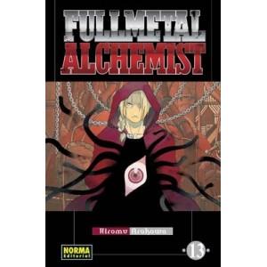 Fullmetal Alchemist Nº 13