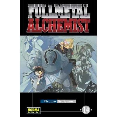 Fullmetal Alchemist Nº 14
