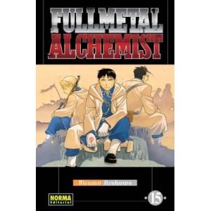 Fullmetal Alchemist Nº 15