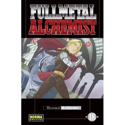Fullmetal Alchemist Nº 18
