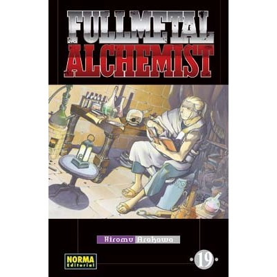Fullmetal Alchemist Nº 19
