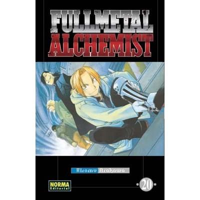 Fullmetal Alchemist Nº 20