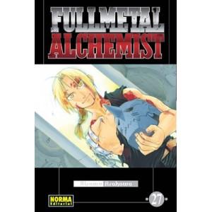 Fullmetal Alchemist Nº 27