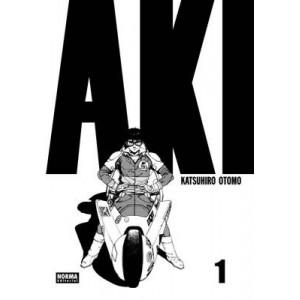Akira, ed. Color Nº 01