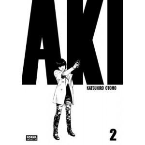 Akira, ed. Color Nº 02