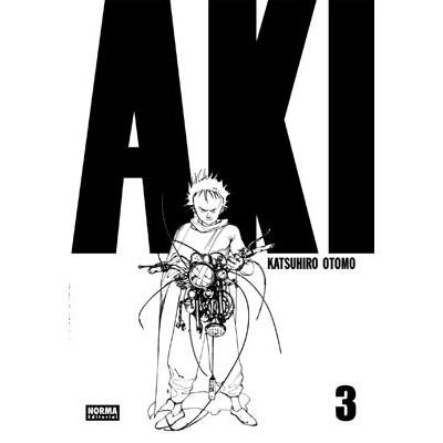 Akira, ed. Color Nº 03