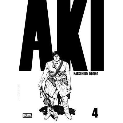 Akira, ed. Color Nº 04