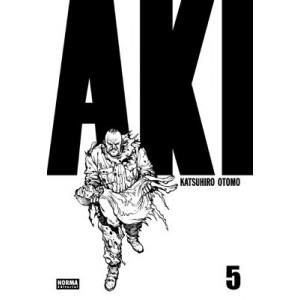 Akira, ed. Color Nº 05