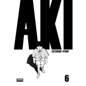 Akira, ed. Color Nº 06 (de 6)