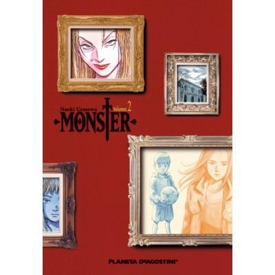 Monster Kanzenban Nº 02