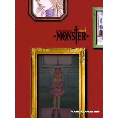 Monster Kanzenban Nº 04