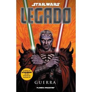 Star Wars Legado Nº 11: Guerra