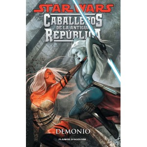 Star Wars Caballeros de la Antigua Republica Nº 09: Demonio