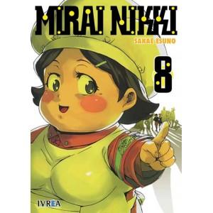 Mirai Nikki nº 08