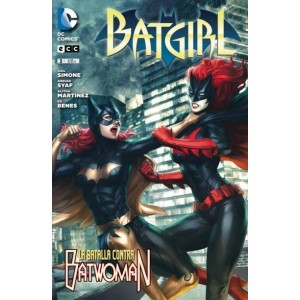 Batgirl nº 03