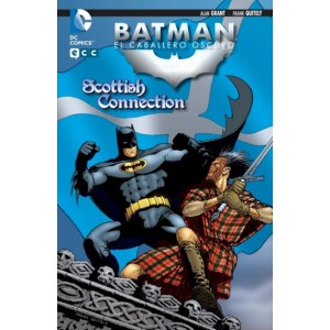 Batman El caballero Oscuro - Scottish Conecction