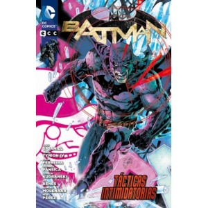 Batman: El caballero Oscuro - Scottish Conecction