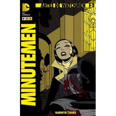 Antes de Watchmen - Minutemen nº 01
