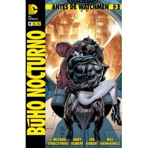 Antes de Watchmen - Búho Nocturno nº 02