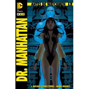 Antes de Watchmen - Dr. Manhattan nº 01
