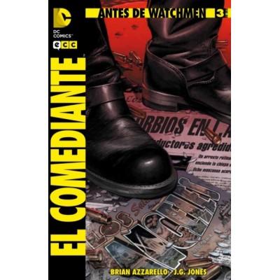 Antes de Watchmen - El Comediante nº 02