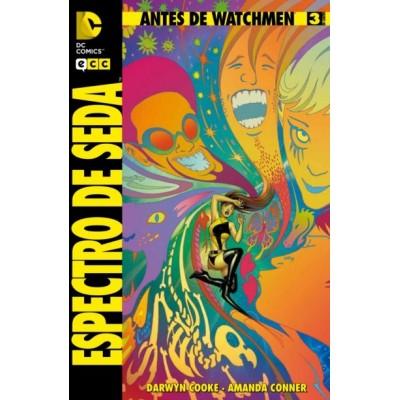 Antes de Watchmen - Espectro de Seda nº 02