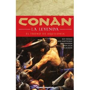 Conan la Leyenda Nº 00