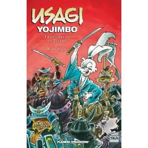 Usagi Yojimbo nº 26 -Traidores de la Tierra