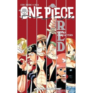 One Piece Guía nº 01 - RED
