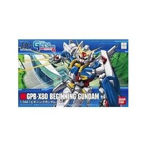 Maqueta 1/144 HG Gundam Beginning 001 GPB-X80 Beginning Gundam