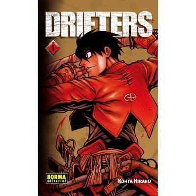 Drifters Nº 01