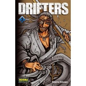Drifters Nº 02