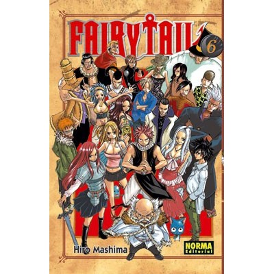 Fairy Tail Nº 06