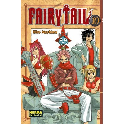 Fairy Tail Nº 10