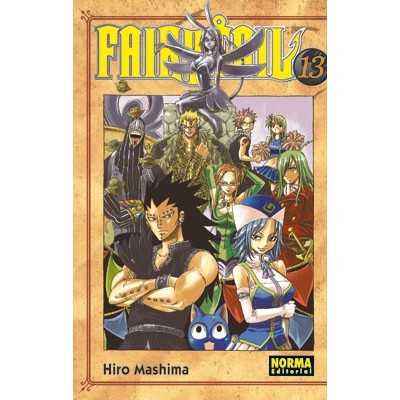 Fairy Tail Nº 13
