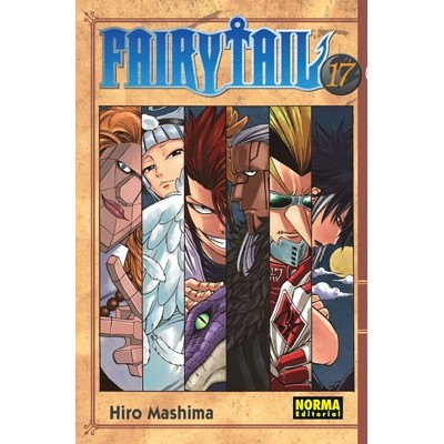 Fairy Tail Nº 17