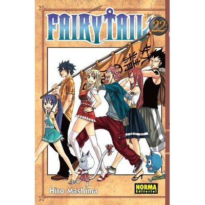 Fairy Tail Nº 22