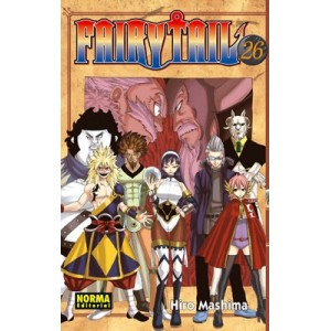 Fairy Tail Nº 26