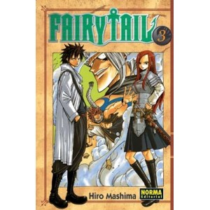 Fairy Tail Nº 03