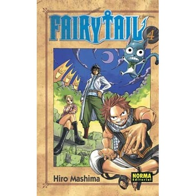 Fairy Tail Nº 04