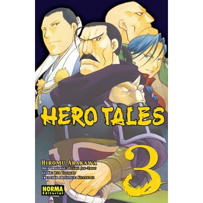 Hero Tales Nº 03