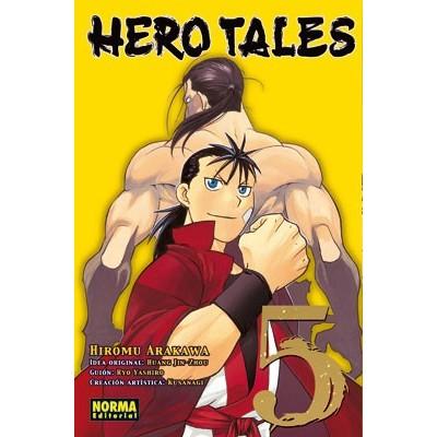 Hero Tales Nº 05