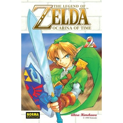 The Legend of Zelda Nº 02 - Ocarina of Time Vol.2