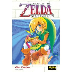 The Legend of Zelda Nº 07 - Oracle of Seasons